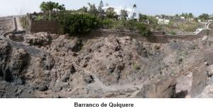 7) Barranco del Quiquere