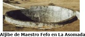 Aljibe Maestro Fefo