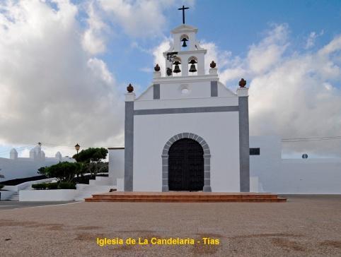 Iglesia LA Candelaria